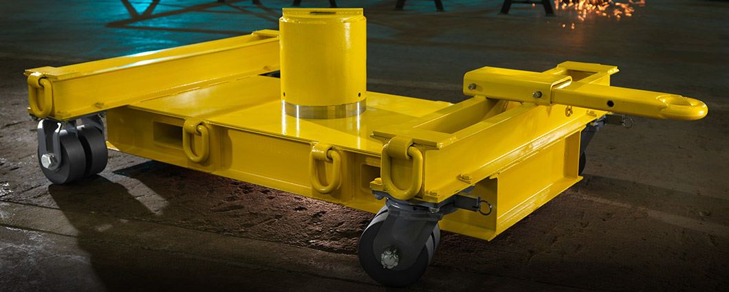 Hamilton Carts And Trailers Material Handling Equipment
