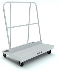 A-Frame Trucks & Panel Carts: Material Handling Equipment