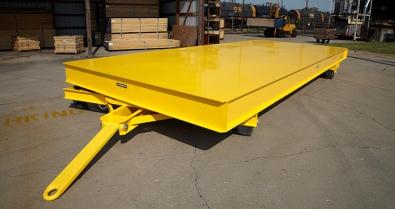 40 ton custom trailer