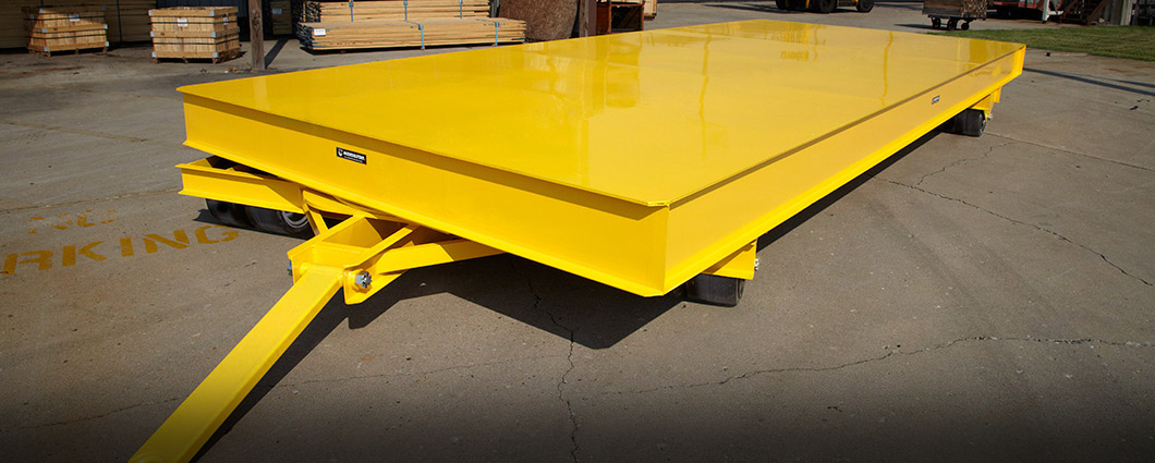 Hamilton Carts and Trailers - Industrial Material Handling